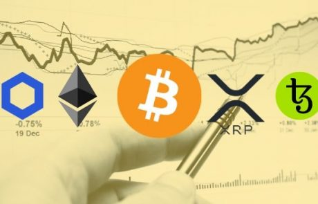 Crypto Price Analysis & Overview May 29th: Bitcoin, Ethereum, Ripple, Tezos, and Chainlink