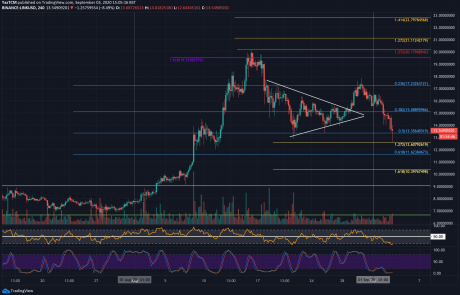 Chainlink Is Now 35% Below Its ATH Reached Just 2 Weeks Ago (LINK Price Analysis)