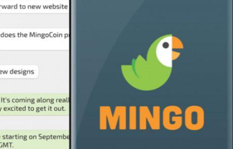 Meet Mingo – A multi-platform messenger and wallet