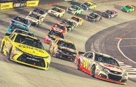 Bitcoin Now Racing On NASCAR: Top Driver Adopts The Logo