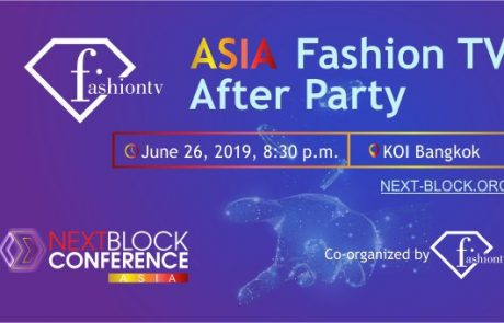 NEXT BLOCK ASIA & Fabulous Asia Fashion TV After Party