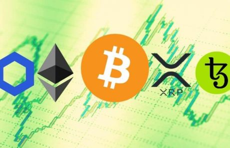 Crypto Price Analysis & Overview July 17: Bitcoin, Ethereum, Ripple, Chainlink, and Tezos