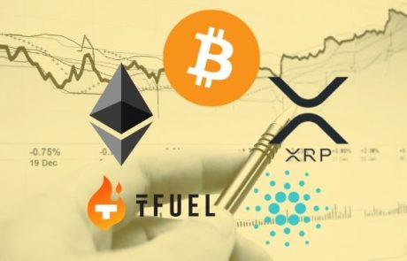 Crypto Price Analysis & Overview May 22nd: Bitcoin, Ethereum, Ripple, Cardano, and TFuel