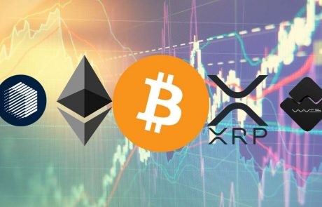Crypto Price Analysis & Overview October 16th: Bitcoin, Ethereum, Ripple, Waves, and Ren