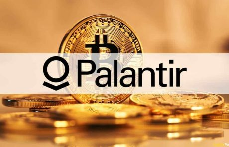 Palantir Accepts Bitcoin for Payments and Considers Adding BTC to Balance Sheet