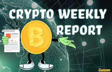 Bitcoin Opens 2020 Volatile As Usual: Weekly Crypto Market Update