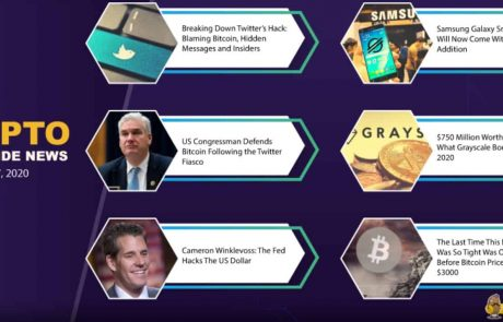 Bitcoin Continues The Price Strike, As Alt-Season 2020 Exploding: The Crypto Weekly Market Update