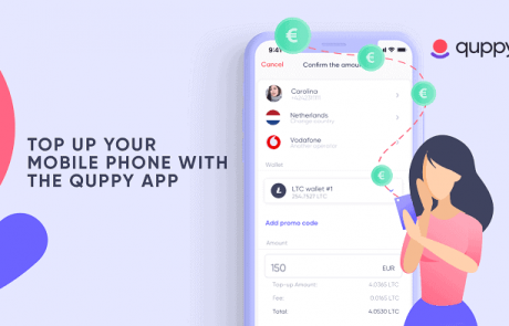 Quppy: The First Neobank to Support Instant Mobile Top-ups