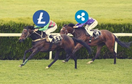 Litecoin Unseats Ripple's XRP as The Fourth Largest Cryptocurrency