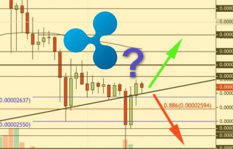 Ripple Price Analysis: XRP Standing At A Crucial Decision Point – Breakdown To New 2020 Lows?