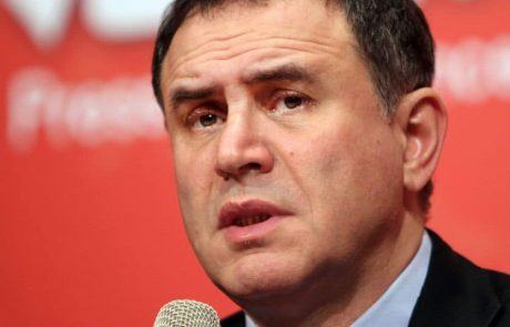Nouriel Roubini: The Plunge To $8K Proved Bitcoin is Whale-Controlled and Manipulated