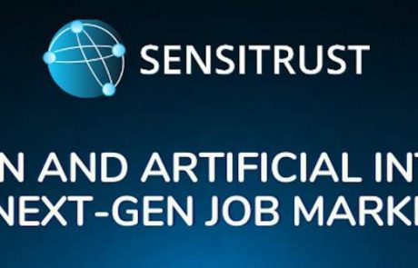 Sensitrust: AI and Blockchain Technologies to Establish Innovative Smart Working Environments