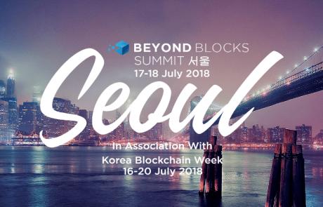Top 5 Events in Korea Blockchain Week 2018