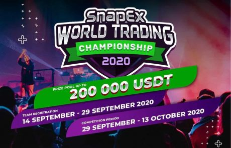 SnapEx Announces World Trading Championship Season 2 with 200K USDT Prize Pool