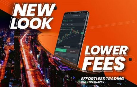 SnapEx Unveils New Look and 30% Reduction in Trading Fees