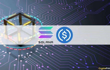 Over $2.5 Billion USDC Now Circulates on Solana