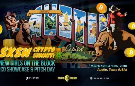 SXSW 2018: Featuring Women in Blockchain Conference