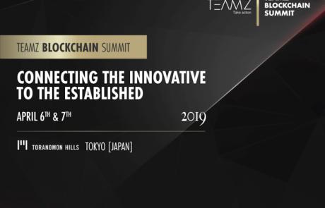 TEAMZ Blockchain Summit: The most influential blockchain summit in Japan