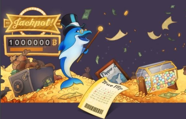 True Flip: The ERC-20 Decentralized Lottery Revolution