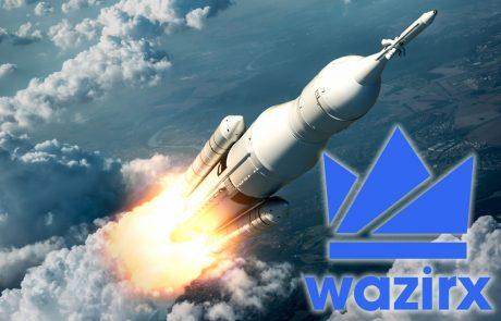 WazirX (WRX) Price Soars 250% to ATH Following NFT Platform Launch