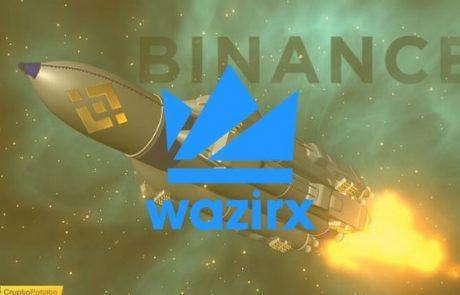 IEOs Are Not Dead: Binance Launchpad's WazirX (WRX) Soars Over 600% The IEO Price